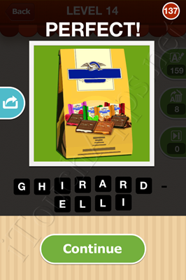 Hi Guess the Food Level 14 Pic 137 Answer