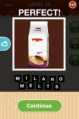 Hi Guess the Food Level 15 Pic 141 Answer