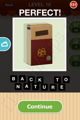 Hi Guess the Food Level 16 Pic 151 Answer