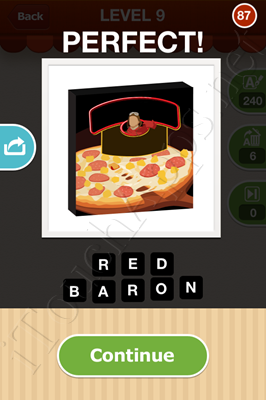 Hi Guess the Food Level 9 Pic 87 Answer