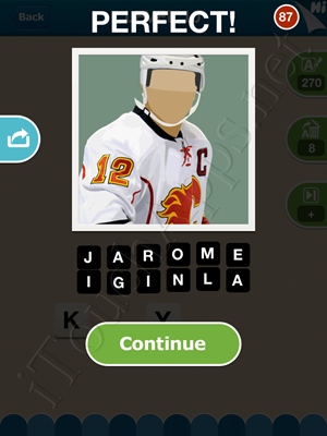 Hi Guess the Hockey Star Level Level 10 Pic 4 Answer