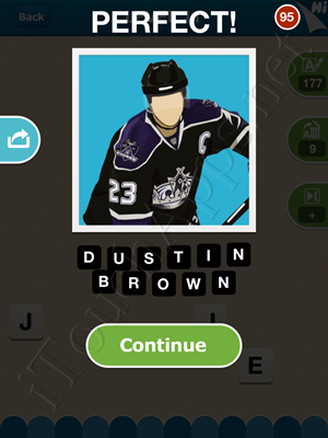 Hi Guess the Hockey Star Level Level 11 Pic 2 Answer