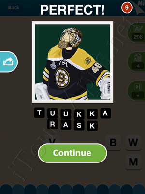 Hi Guess the Hockey Star Level Level 2 Pic 6 Answer