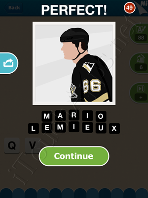 Hi Guess the Hockey Star Level Level 6 Pic 6 Answer