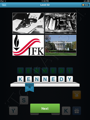 History Quiz Level 52 Solution