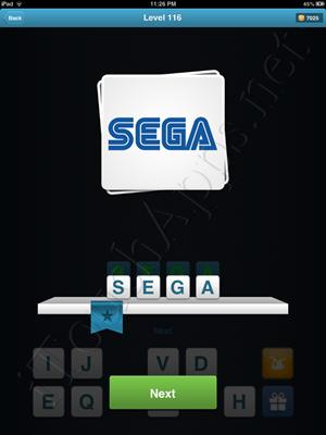 Logo Quiz Level 116 Solution