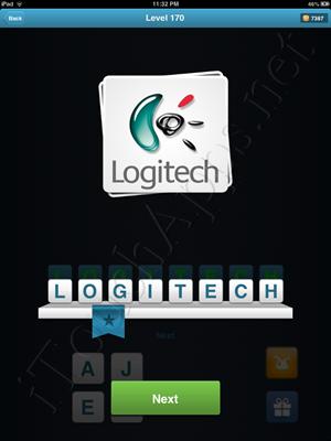 Logo Quiz Level 170 Solution