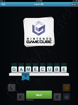 Logo Quiz Level 180 Solution