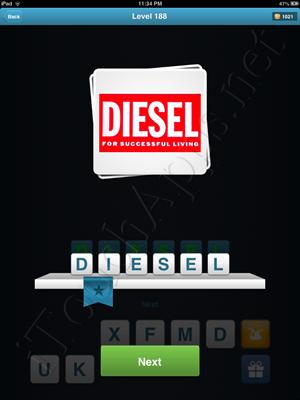 Logo Quiz Level 188 Solution