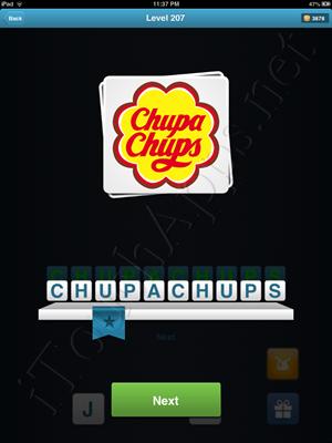 Logo Quiz Level 207 Solution