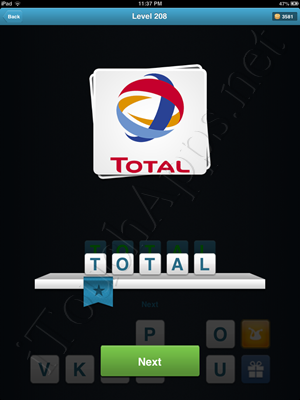 Logo Quiz Level 208 Solution