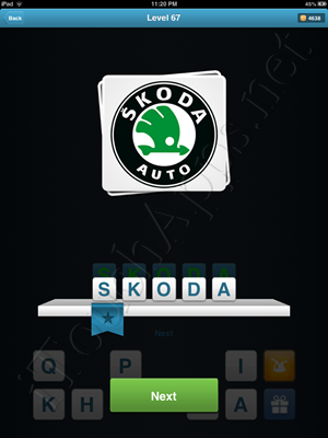 Logo Quiz Level 67 Solution