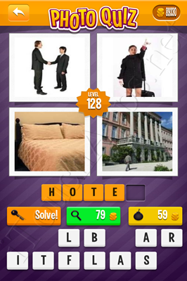 Photo Quiz Arcade Pack Level 128 Solution