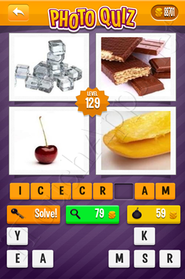 Photo Quiz Arcade Pack Level 129 Solution