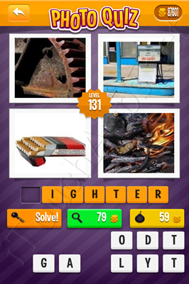 Photo Quiz Arcade Pack Level 131 Solution