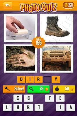 Photo Quiz Arcade Pack Level 155 Solution