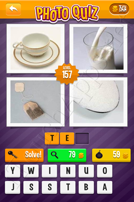Photo Quiz Arcade Pack Level 157 Solution