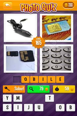 Photo Quiz Arcade Pack Level 165 Solution