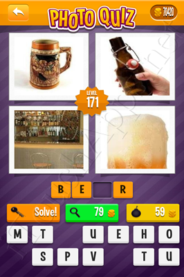 Photo Quiz Arcade Pack Level 171 Solution