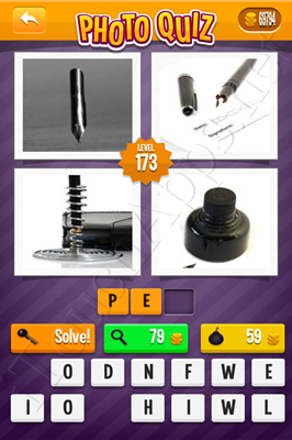 Photo Quiz Arcade Pack Level 173 Solution