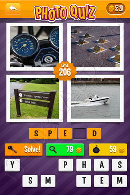 Photo Quiz Arcade Pack Level 206 Solution