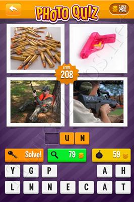 Photo Quiz Arcade Pack Level 208 Solution