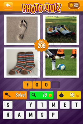Photo Quiz Arcade Pack Level 209 Solution