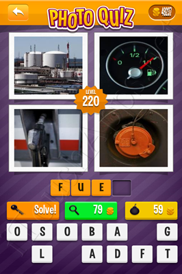Photo Quiz Arcade Pack Level 220 Solution
