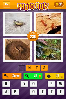 Photo Quiz Arcade Pack Level 230 Solution