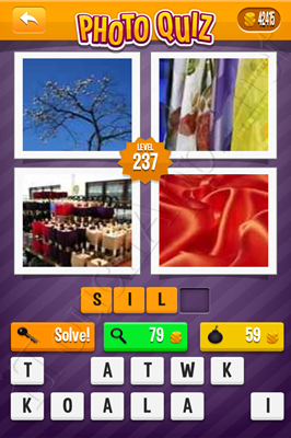 Photo Quiz Arcade Pack Level 237 Solution