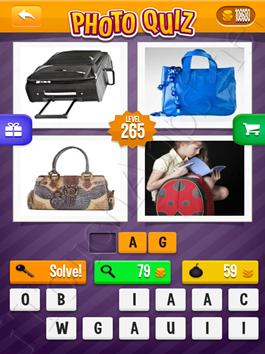 Photo Quiz Arcade Pack Level 265 Solution