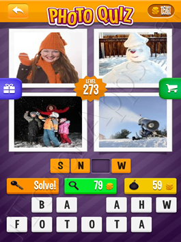 Photo Quiz Arcade Pack Level 273 Solution