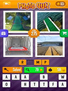 Photo Quiz Arcade Pack Level 275 Solution