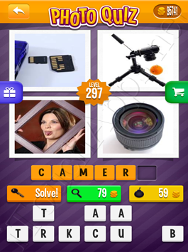 Photo Quiz Arcade Pack Level 297 Solution