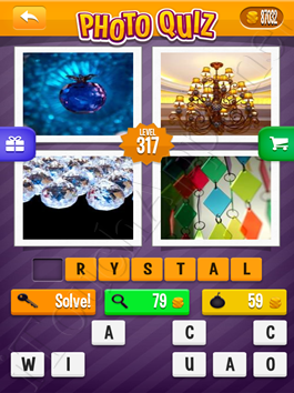 Photo Quiz Arcade Pack Level 317 Solution