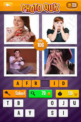 Photo Quiz Arcade Easy Pack Level 106 Solution