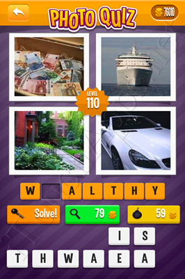 Photo Quiz Arcade Easy Pack Level 110 Solution