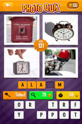 Photo Quiz Arcade Easy Pack Level 131 Solution