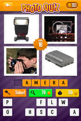 Photo Quiz Arcade Easy Pack Level 16 Solution