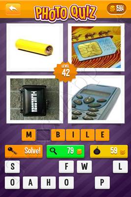Photo Quiz Arcade Easy Pack Level 42 Solution