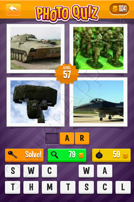 Photo Quiz Arcade Easy Pack Level 57 Solution