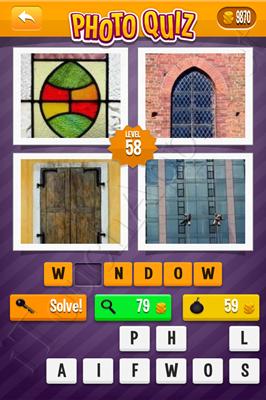 Photo Quiz Arcade Easy Pack Level 58 Solution