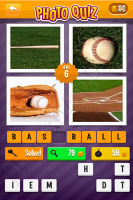 Photo Quiz Arcade Easy Pack Level 6 Solution