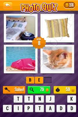 Photo Quiz Arcade Easy Pack Level 8 Solution