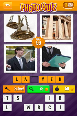 Photo Quiz Arcade Easy Pack Level 99 Solution