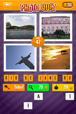 Photo Quiz Cities Pack Level 47 Solution