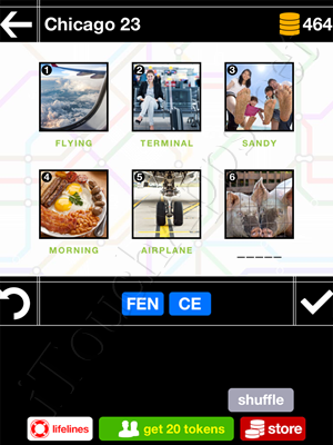 Pics & Pieces Chicago Pack Level 23 Answer
