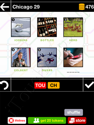 Pics & Pieces Chicago Pack Level 29 Answer