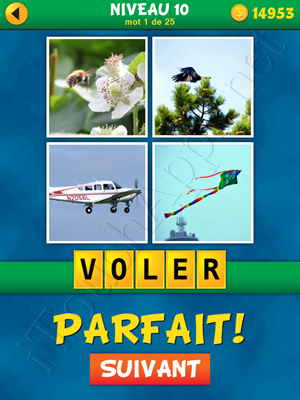 Quel Est Le Mot Level 10 Word 1 Answer