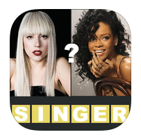 Singer Quiz Answers / Solutions / Cheats